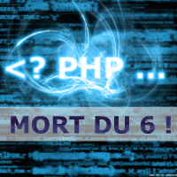 La mort de PHP6 avant son lancement...