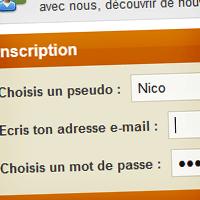Gestion de formulaires en php