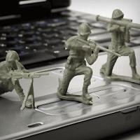 Cyberguerre, bientôt une réalité?
