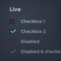 iCheck : Checkbox et Radio boutons avec Jquery