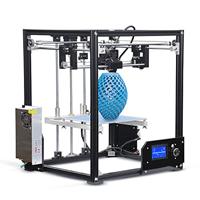 Les différents types d'imprimantes 3D